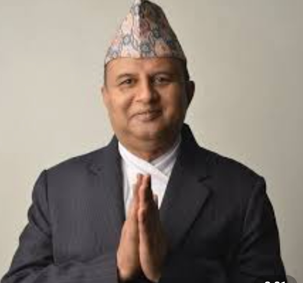 The Chief Minister Pokharel attacked on his vehicle by stones