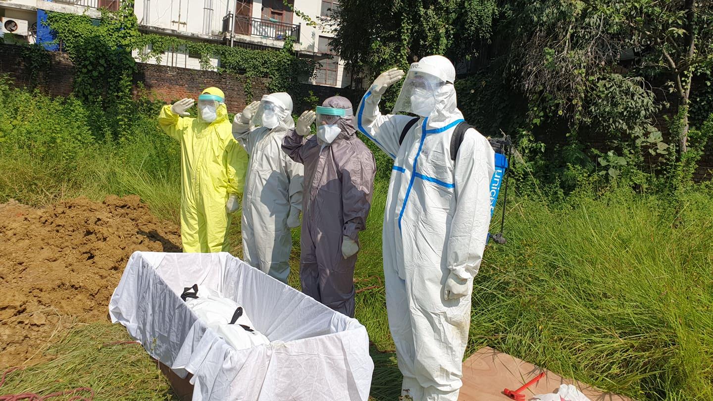 पहिलो पटक इसाई समुदायका एक जना अगुवाको कोरोना संक्रमणबाट मृत्यु