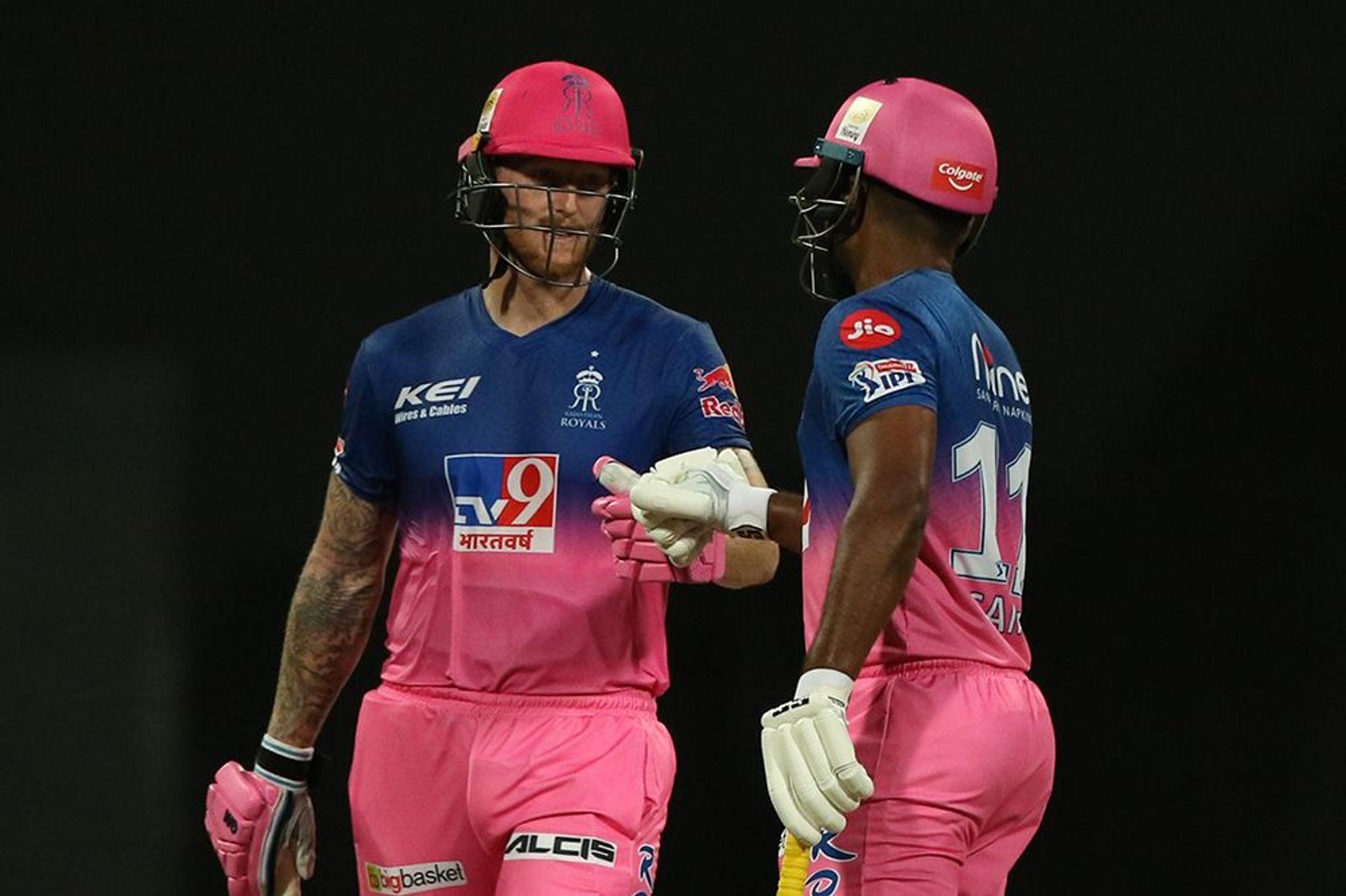 आईपीएल : राजस्थानले मुम्बईलाई ८ विकेटले हरायो