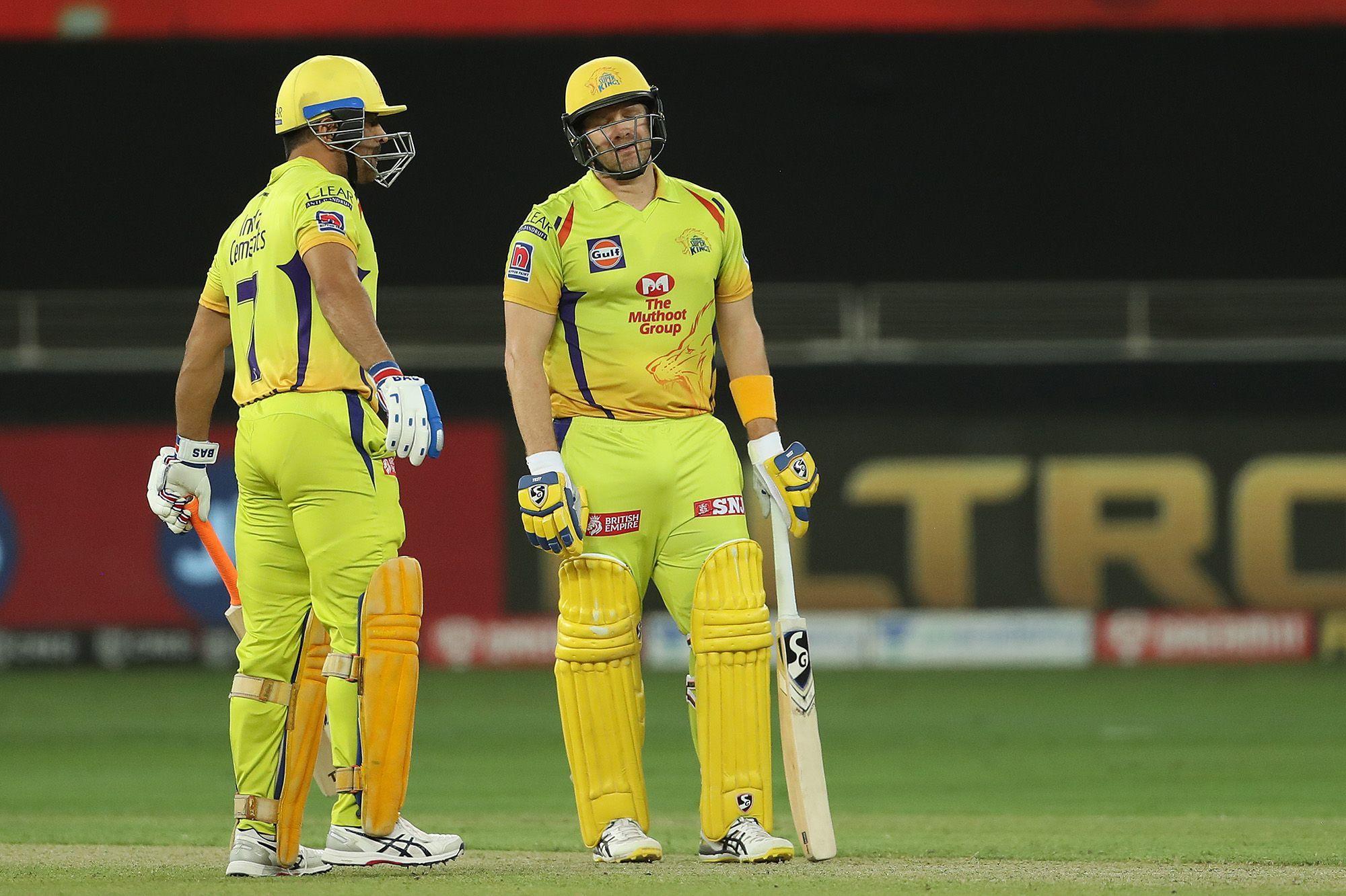 आईपीएल : हैदराबादलाई हराउँदै चेन्नईको तेस्रो जित