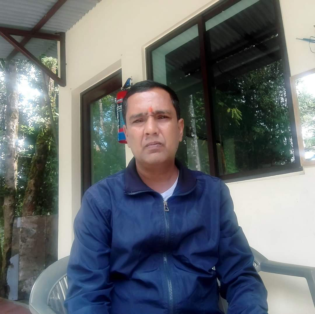 Corona infection to Congress Banke Secretary Poudel