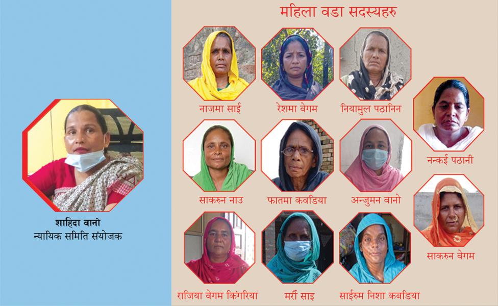 स्थानीय सरकारमा मुस्लिम महिला : चूपचाप भइरहेको एउटा परिवर्तन