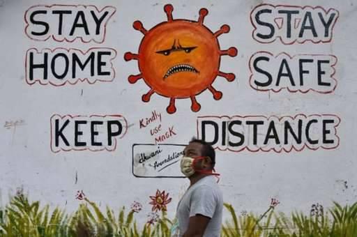 भारतमा एकै दिन थपिए ४० हजार ७८४ जना कोरोना संक्रमित