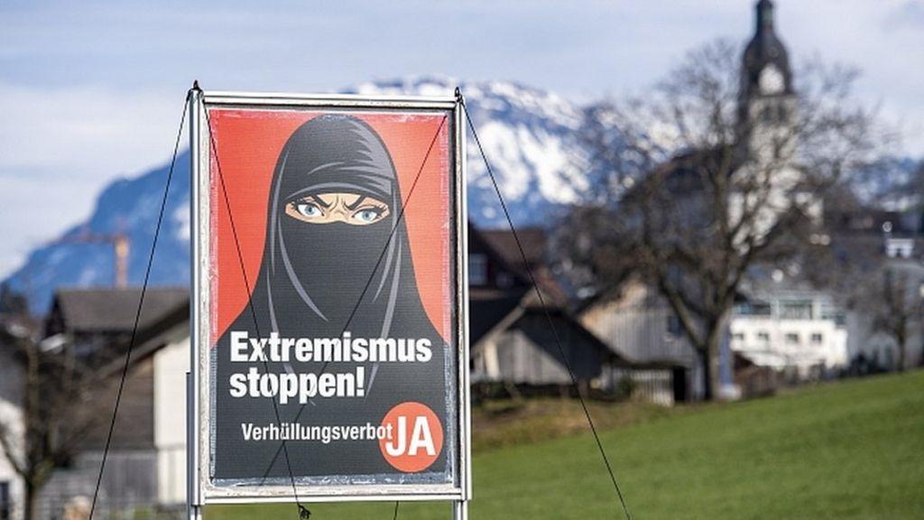मुस्लिम महिलाले सार्वजनिक स्थानमा बुर्का नलगाउँदा पनि हुने