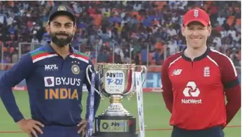भारत र इङ्ग्ल्याण्डबीचको टी-२० का बाँकी खेल बन्द रङ्गशालामा हुने