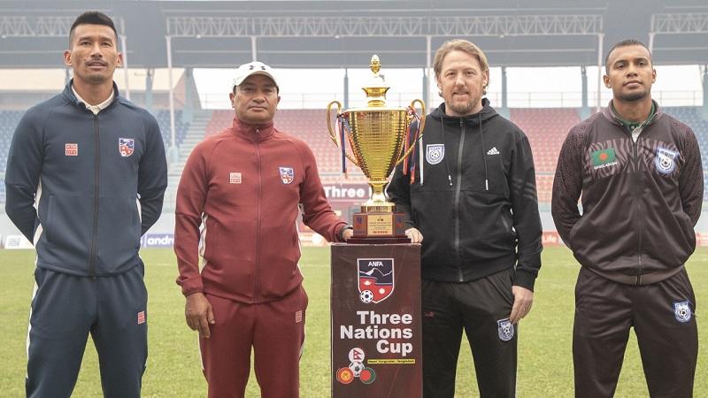 त्रिदेशीय कप फुटबल अन्तर्गत आज फाइनल खेल हुँदै