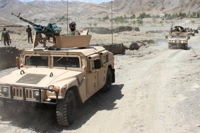 अफगानिस्तानमा सरकारी सेना र तालिवान विद्रोहीबीच भीषण संघर्ष जारी