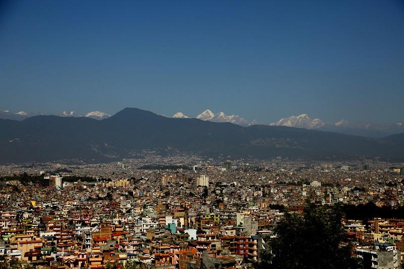 काठमाण्डौमा भीडभाड रोक्न आजदेखि अनुगमन, मास्क नलगाउनेलाई कारबाही