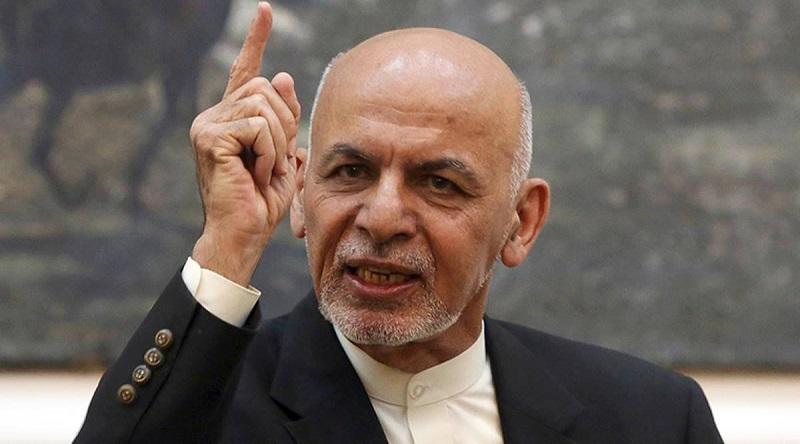 अमेरिकी सेना फिर्ता हुन थालेसँगै अफगानिस्तानको सुरक्षा अवस्था बिग्रियो : राष्ट्रपति घानी
