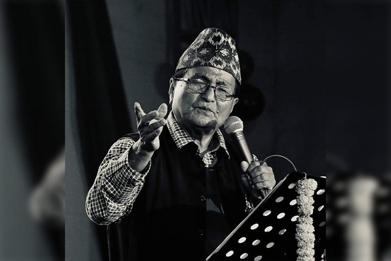 जनगायक जेबी टुहुरेको निधन